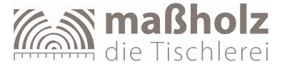 Maßholz Logo